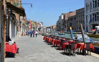 Гастрономические маршруты по Венеции