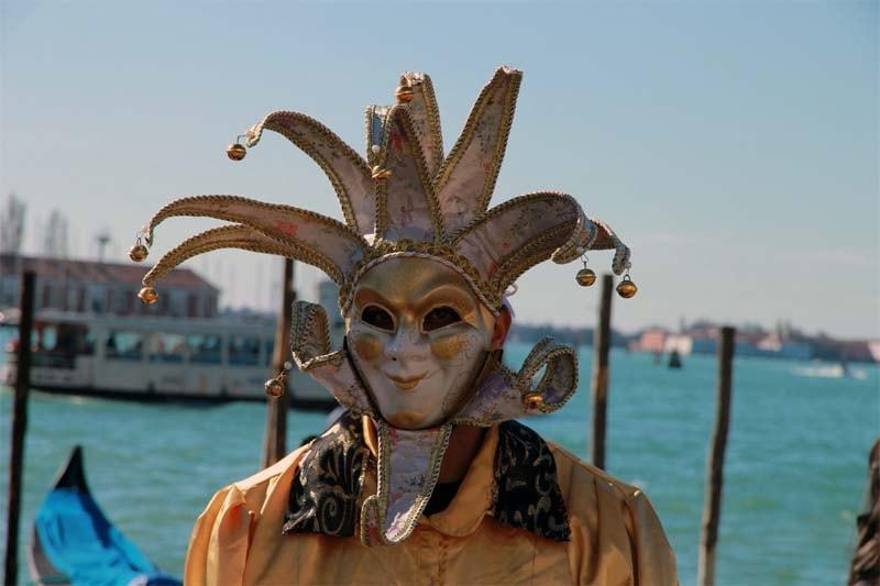 karnaval v venezii 2019
